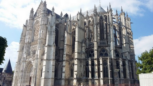 Cathedrale beauvais