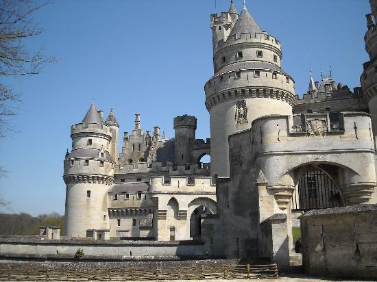Chateau pierrefonds