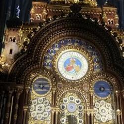 Horloge astronomique cathedrale bvais